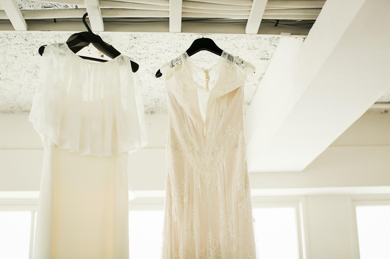 結婚式_ドレス