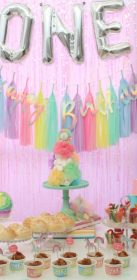 BABIES OVER THE RAINBOW