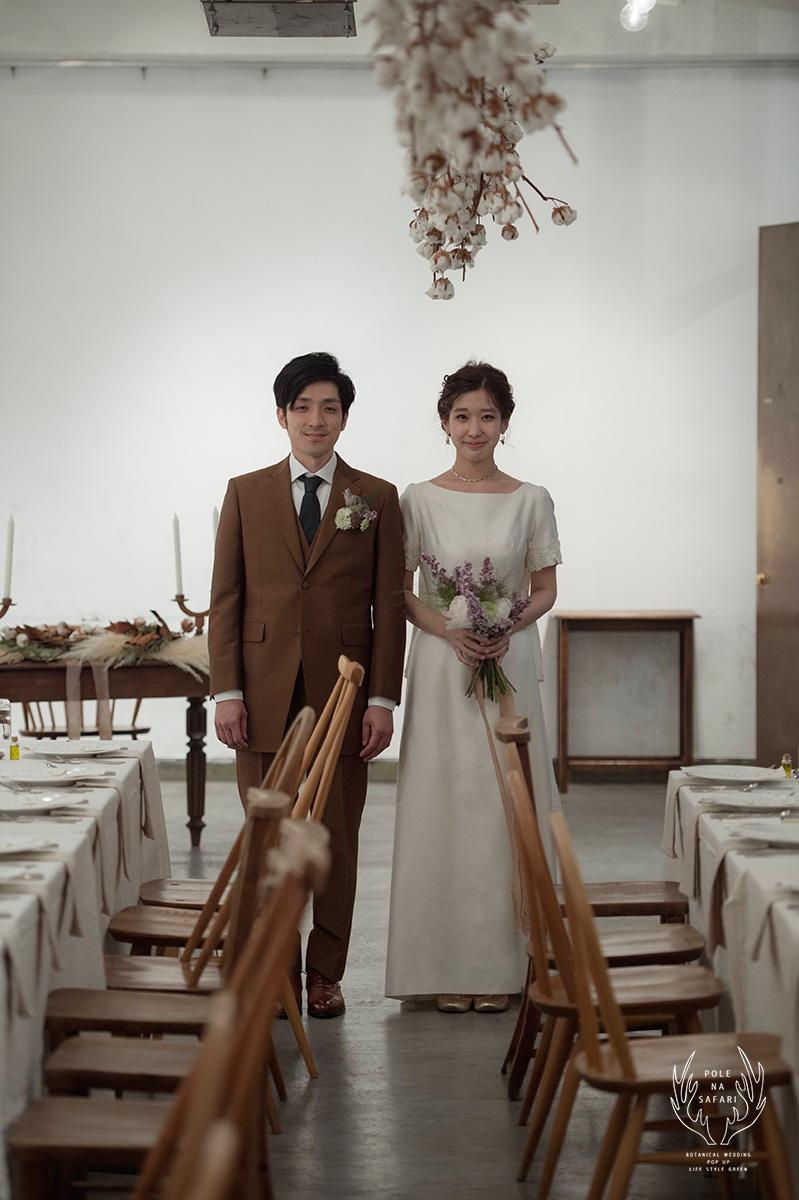 結婚式_新郎新婦_会場装飾