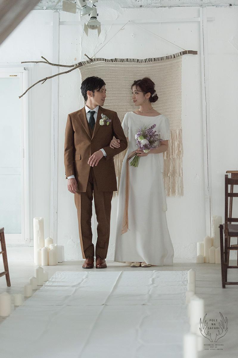 結婚式_チャペル_新郎新婦