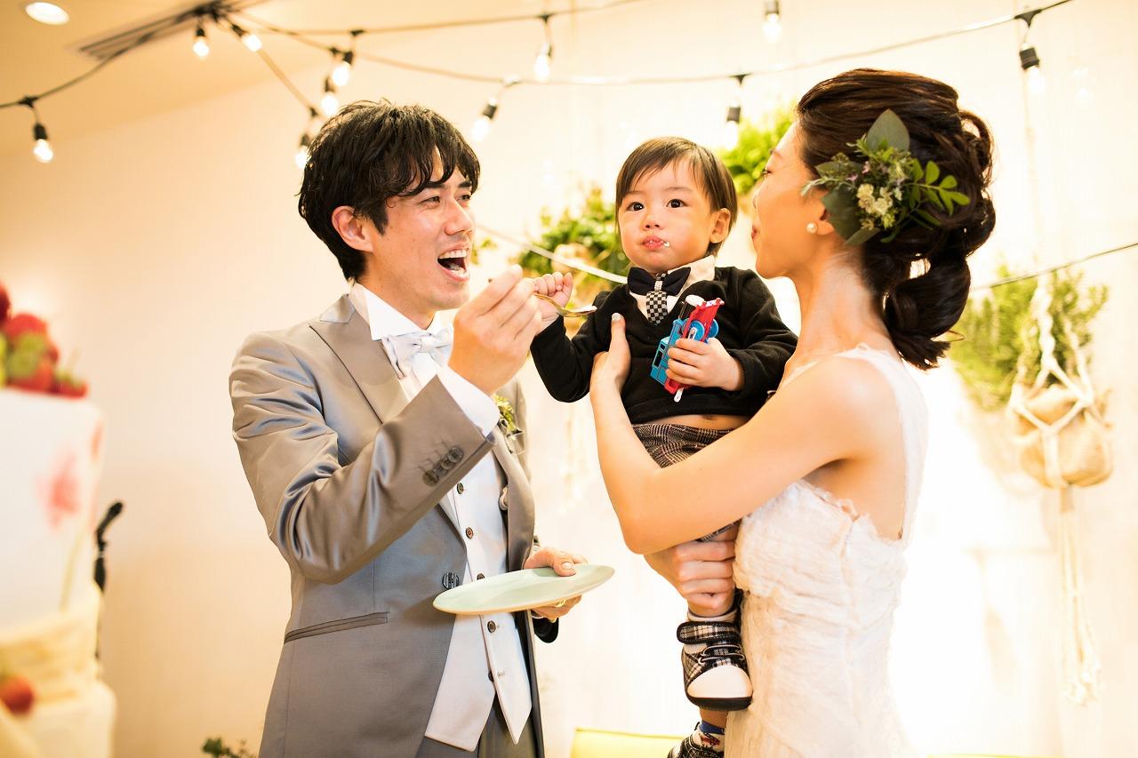 結婚式_ファミリー