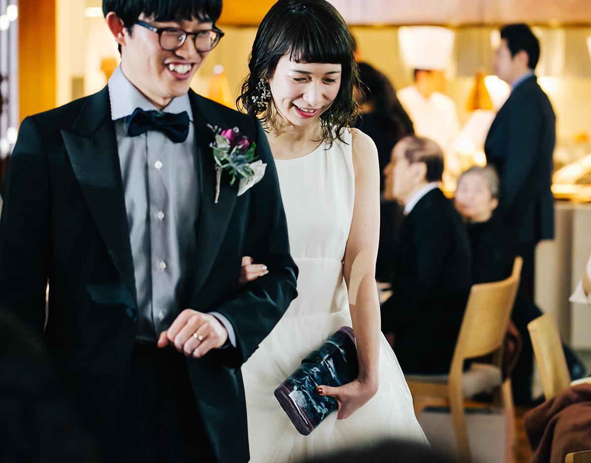 白ドレスから白ドレスへのお色直しがおしゃれ花嫁の新常識?!人