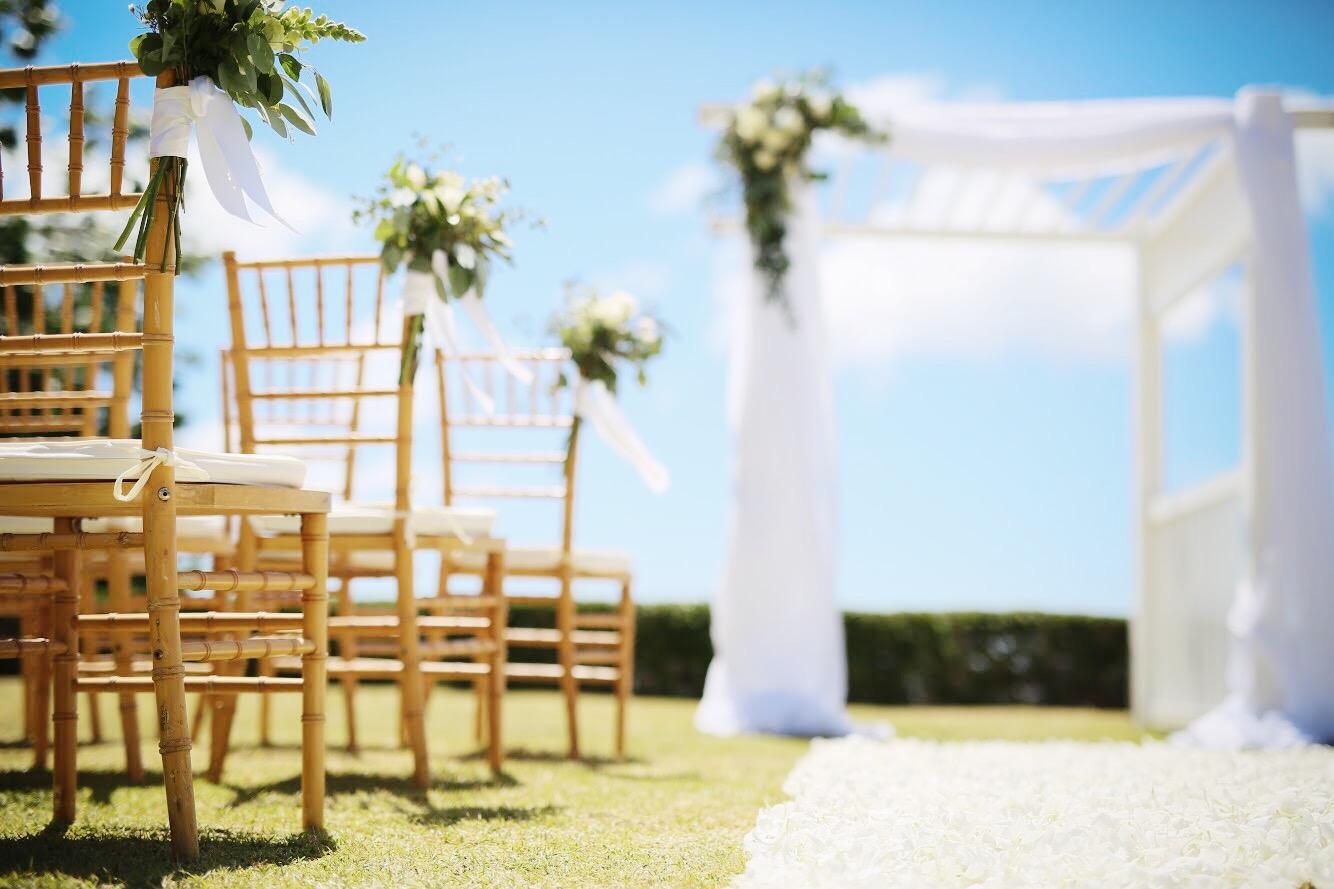 結婚式_ガーデン_ハワイ