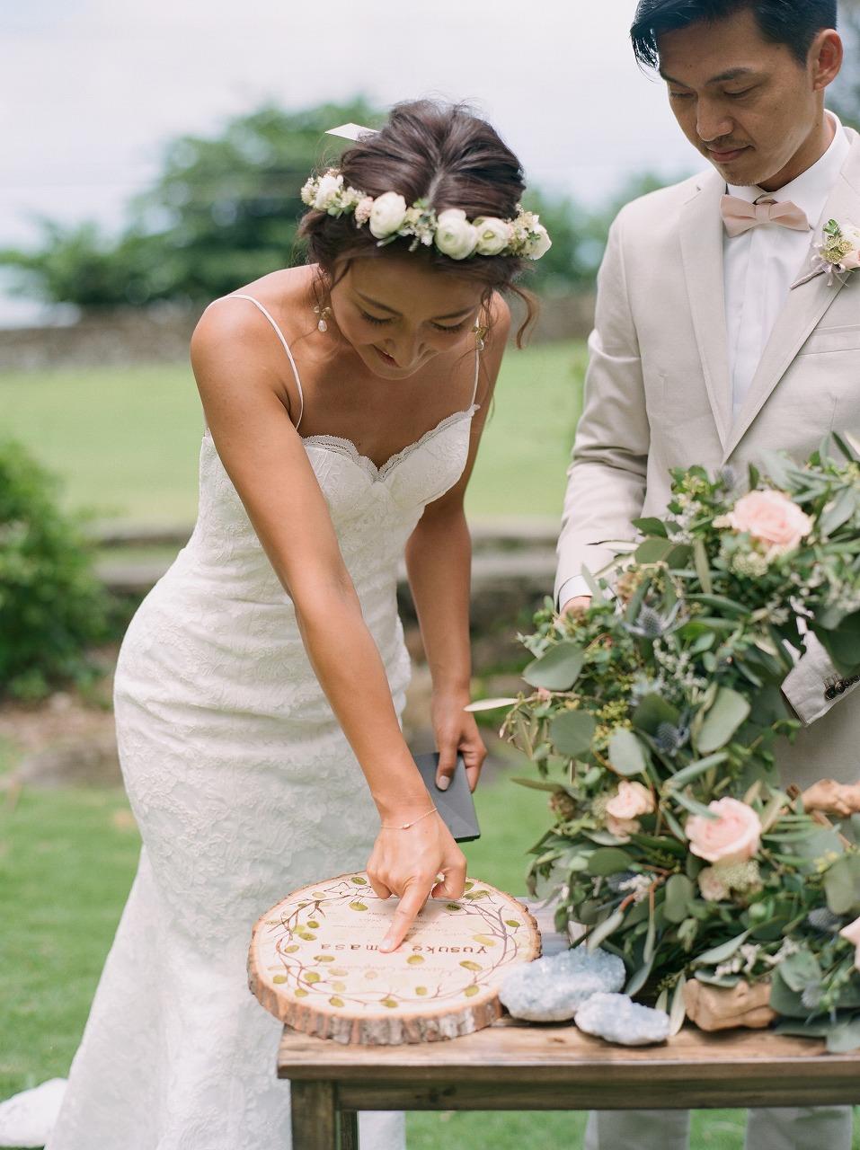 結婚式_ハワイ_結婚証明書
