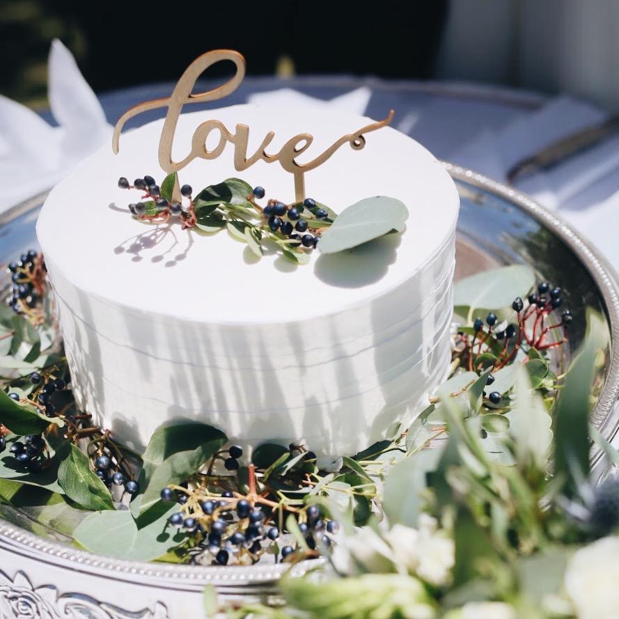 結婚式_ウェディングケーキ