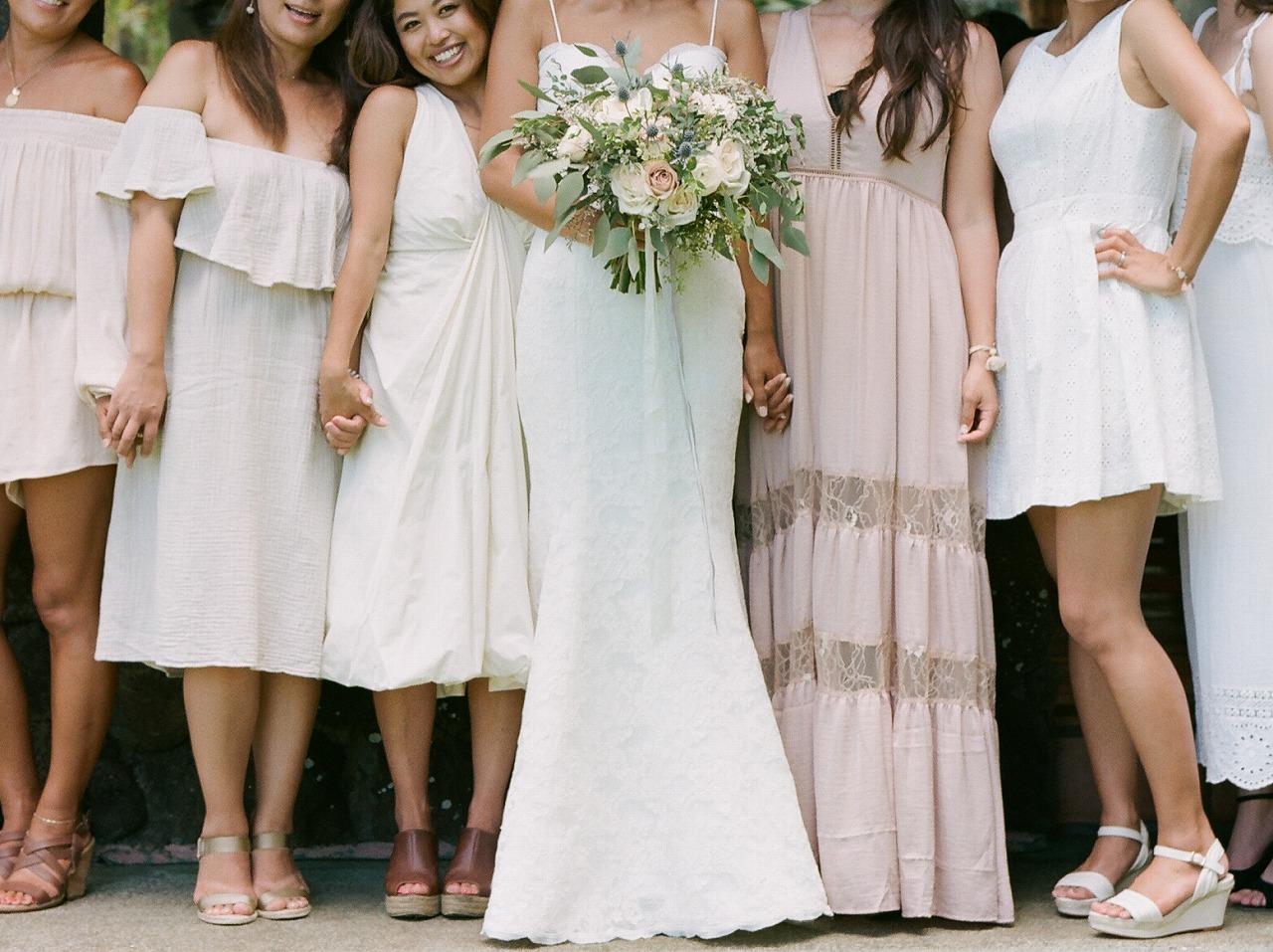 結婚式_ハワイ_ブライズメイド