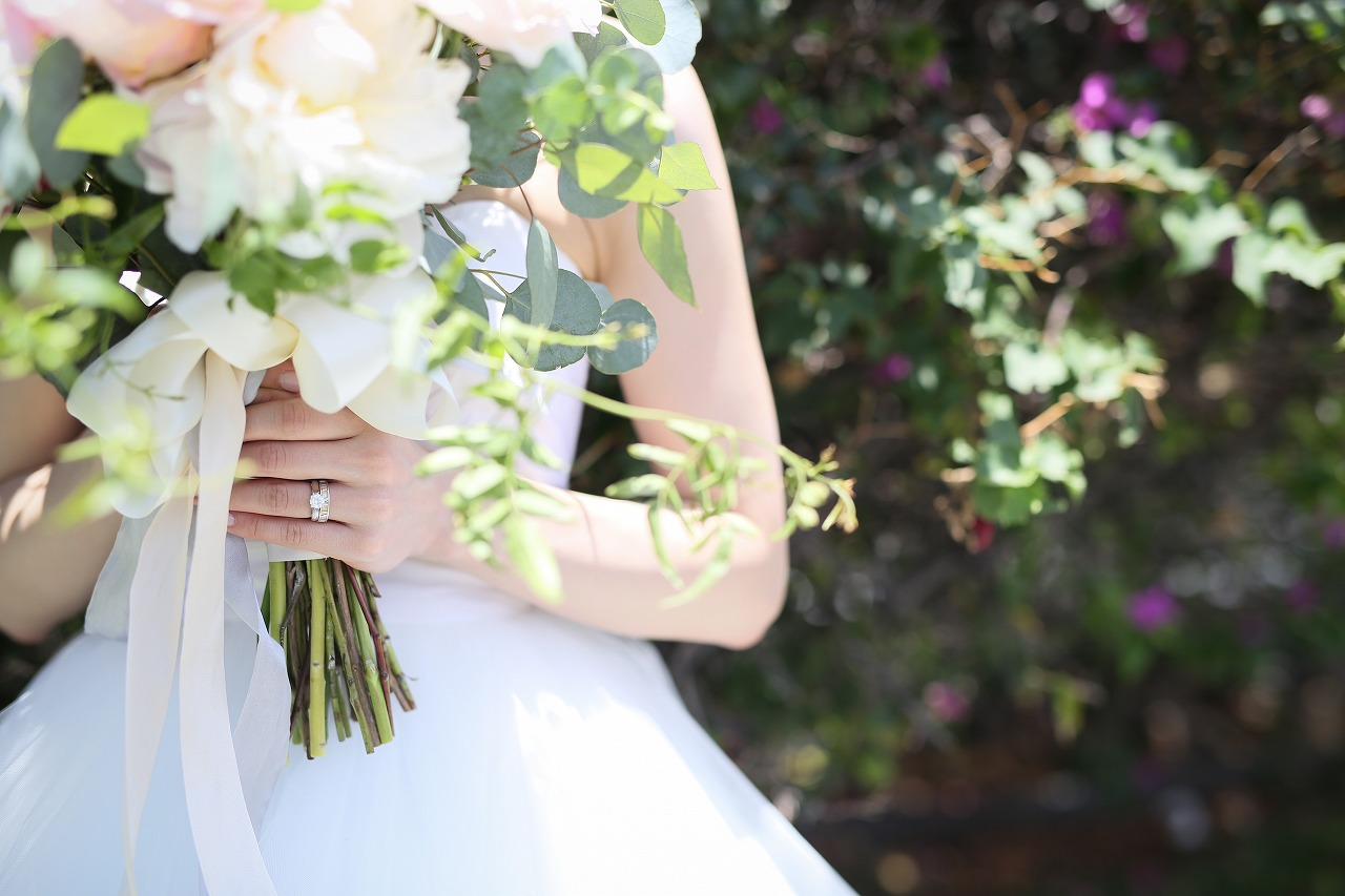 結婚式_ブーケ
