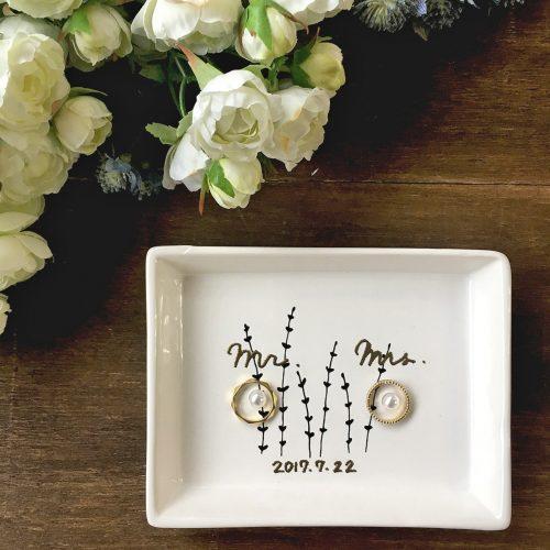 小皿で作るオリジナルリングピローの作り方<br>|by Søstrene Grene