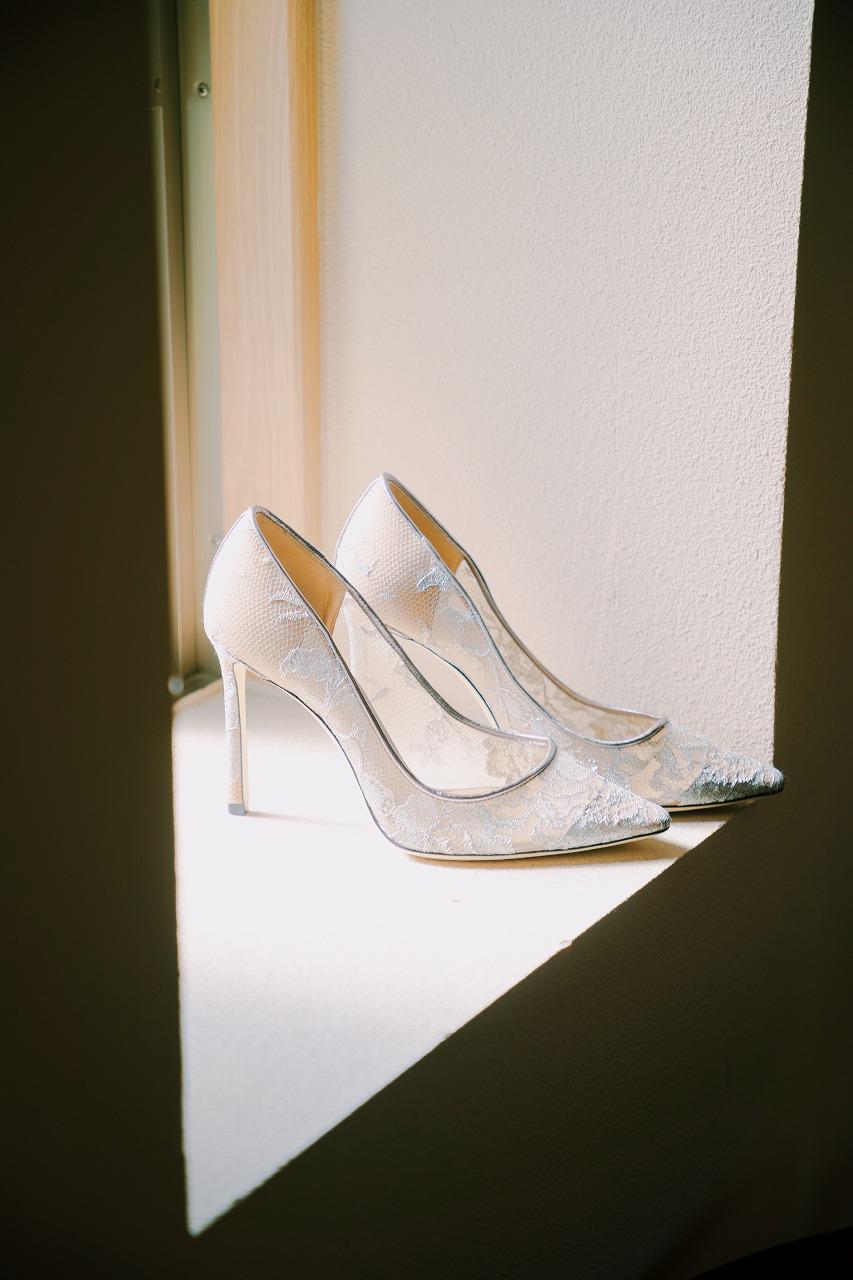 結婚式_靴_ウェディングシューズ