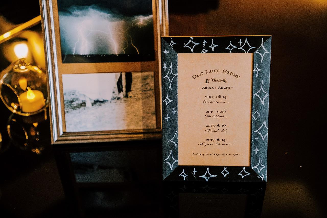 結婚式_ウェルカムスペース