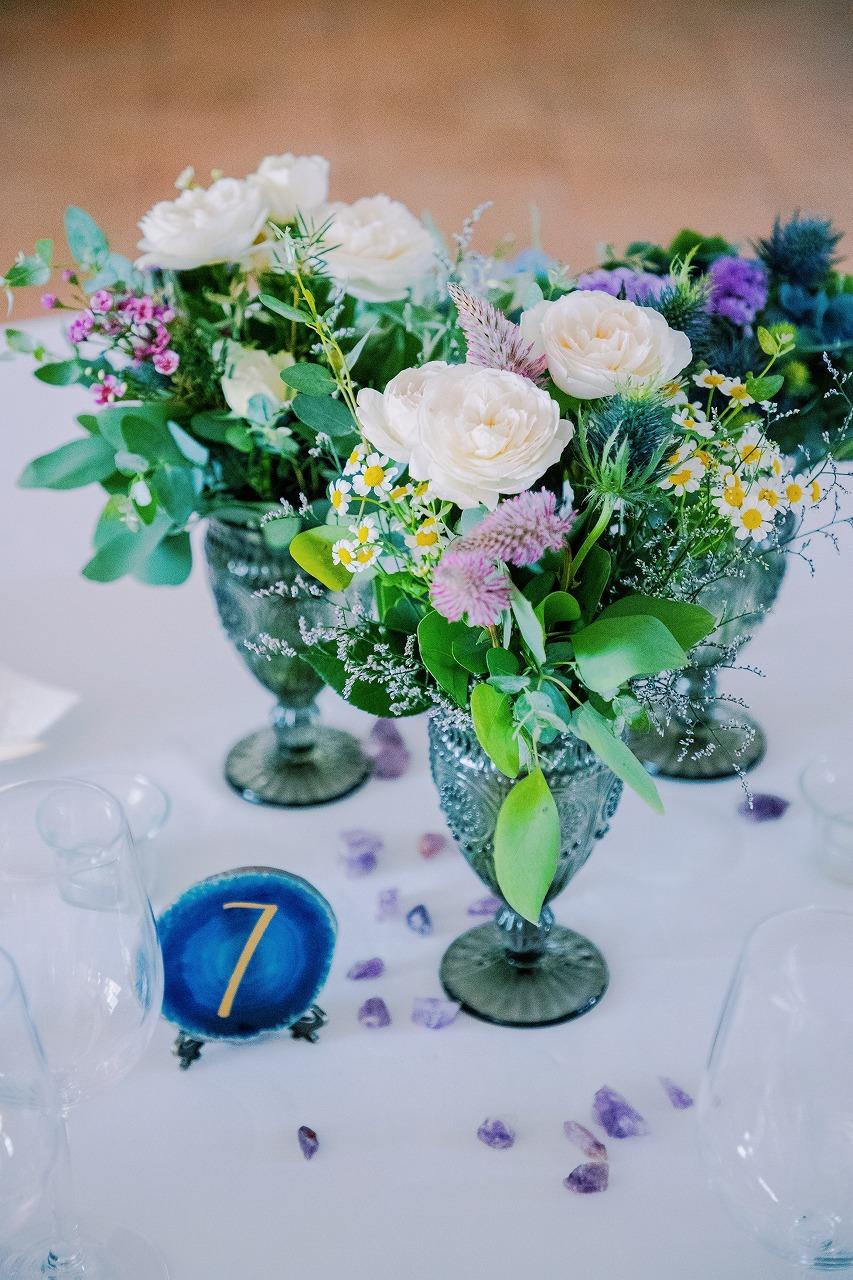 結婚式_テーブルコーディネート
