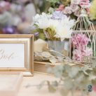 MODERN ROMANTIC WEDDING