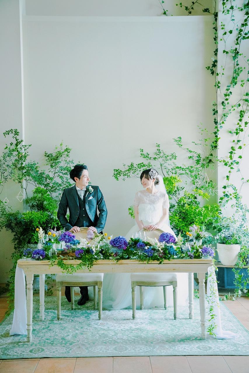 結婚式_高砂