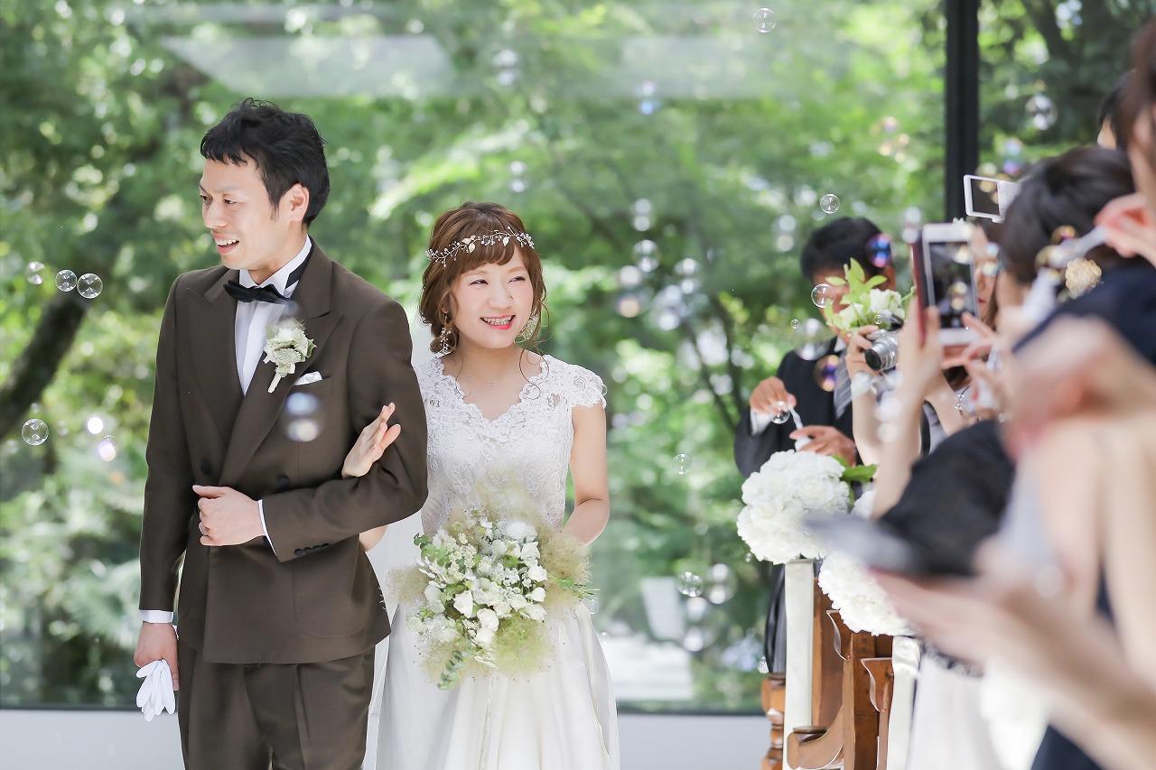 結婚式_軽井沢