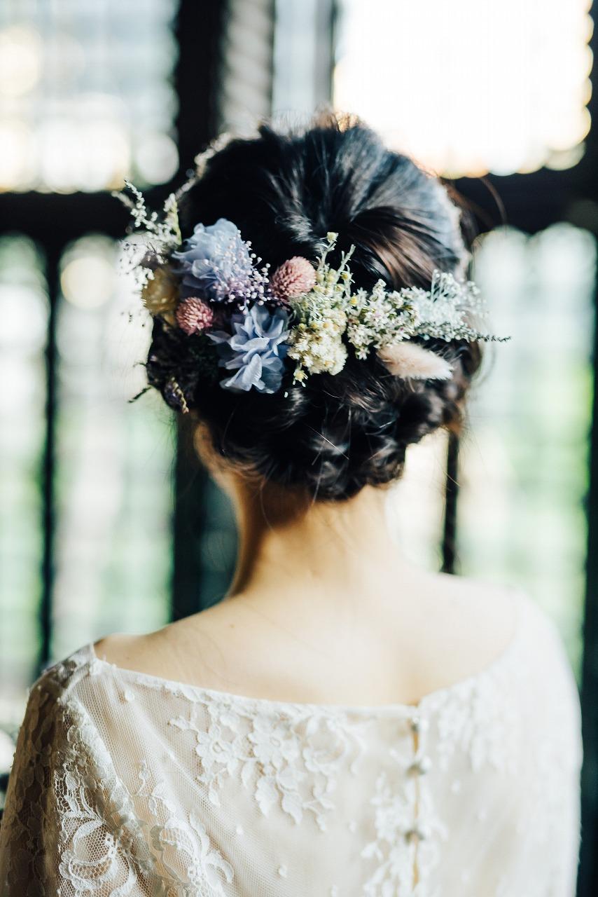 結婚式_ヘアスタイル