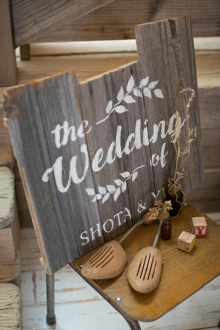 結婚式_ウェルカムボード