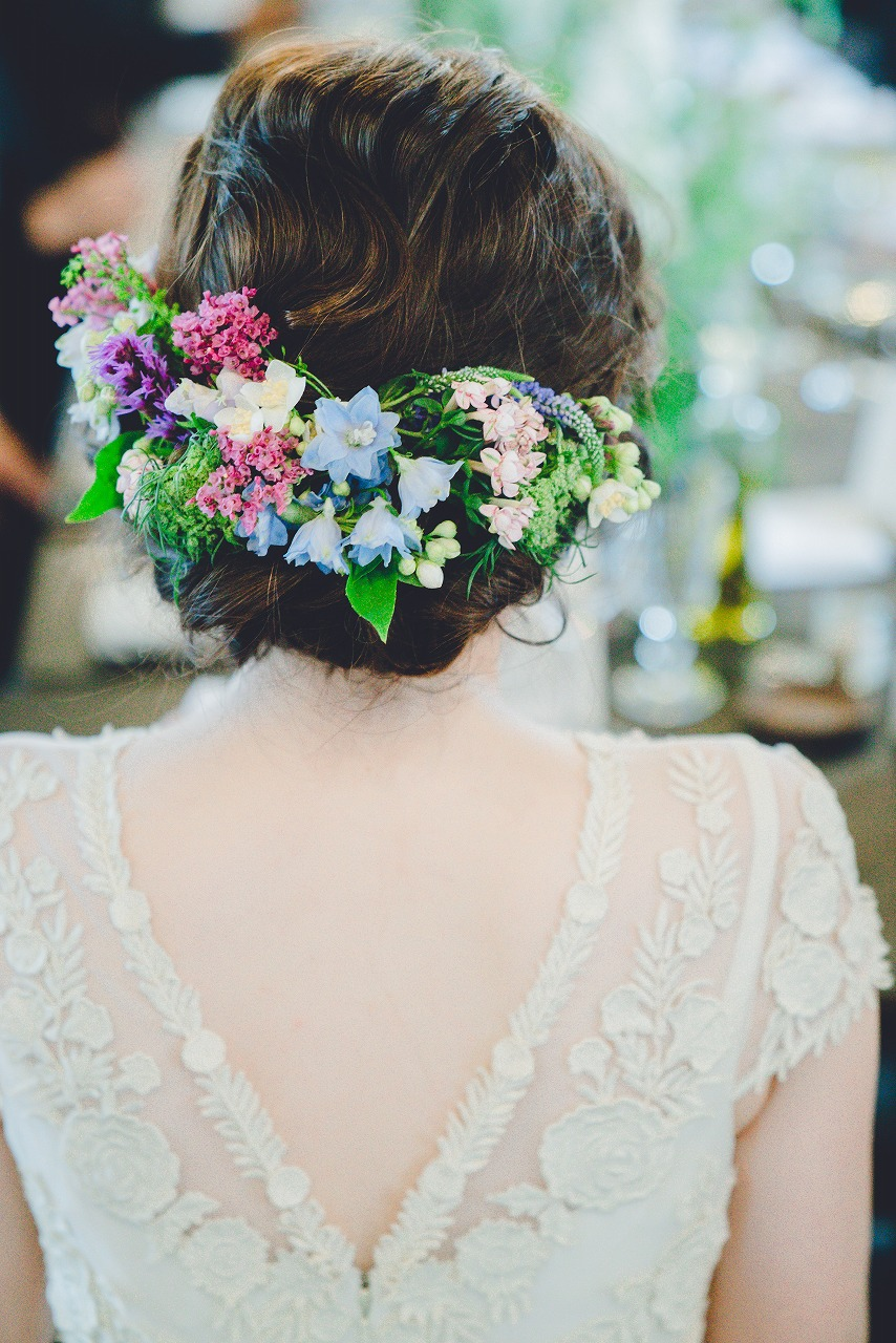 結婚式_ヘアスタイル_髪型
