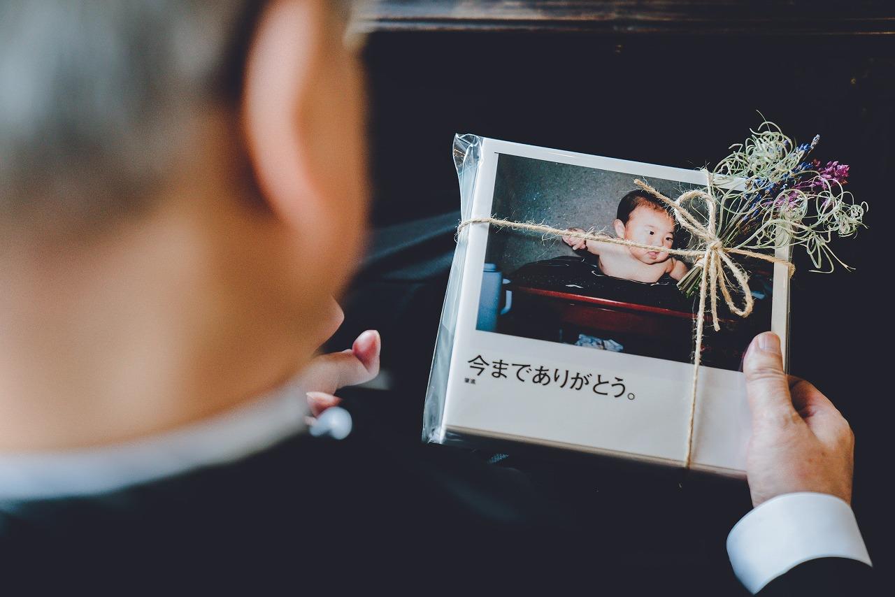 結婚式_両親へのプレゼント