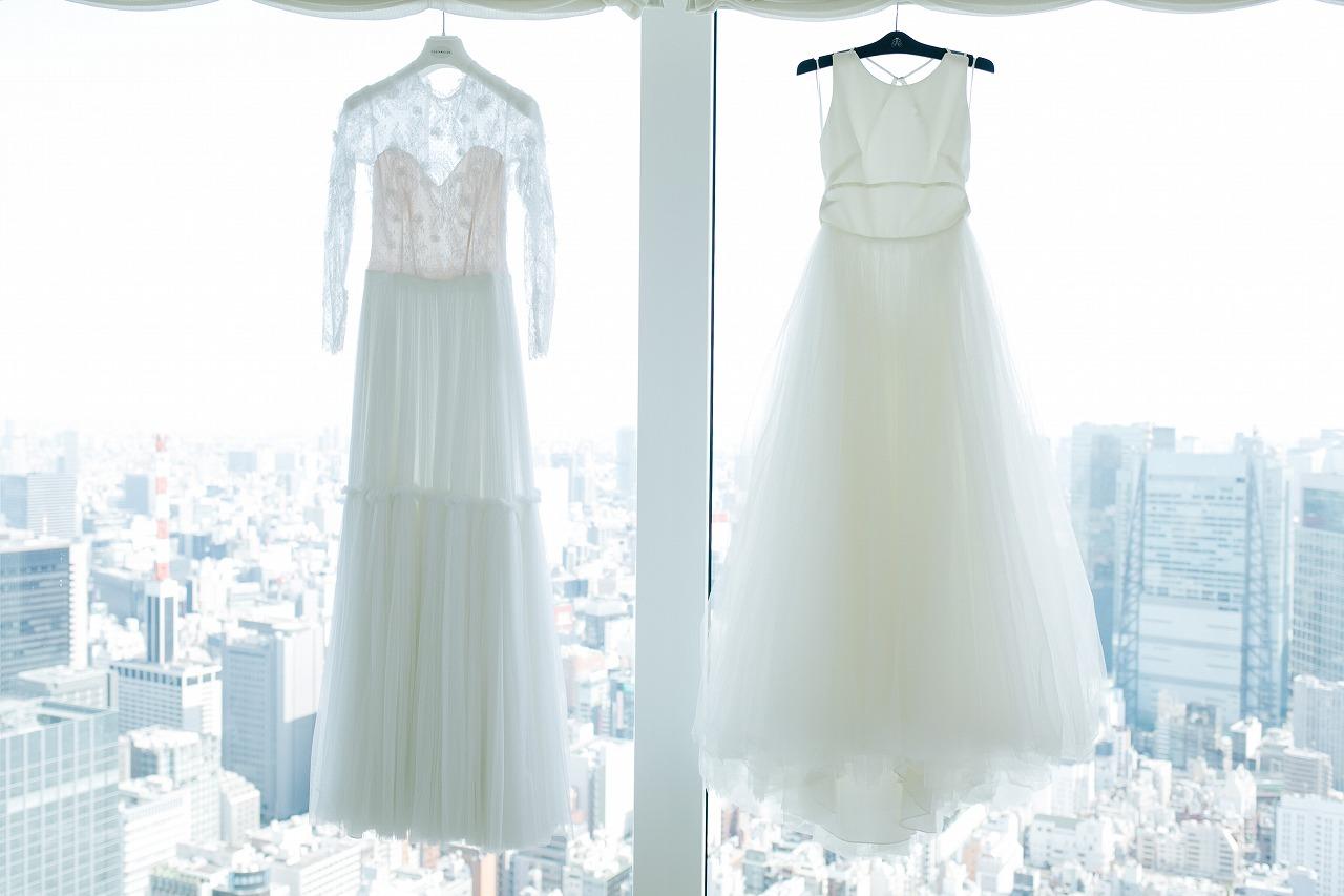 結婚式_ウェディングドレス