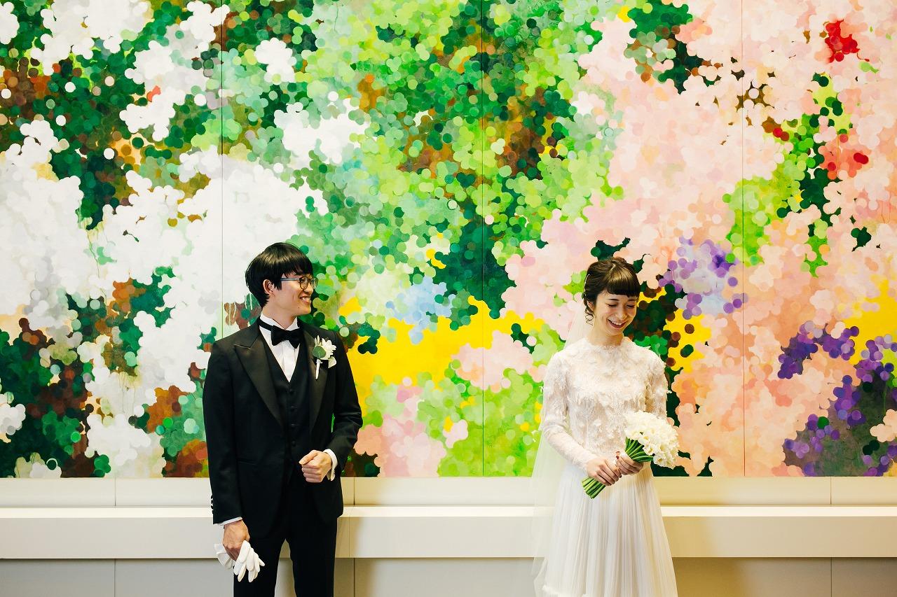 結婚式_新郎新婦