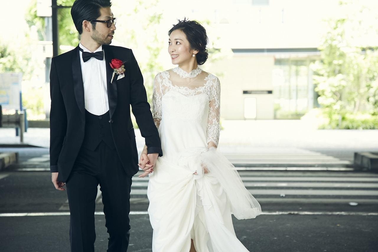 結婚式_新郎新婦_前撮り