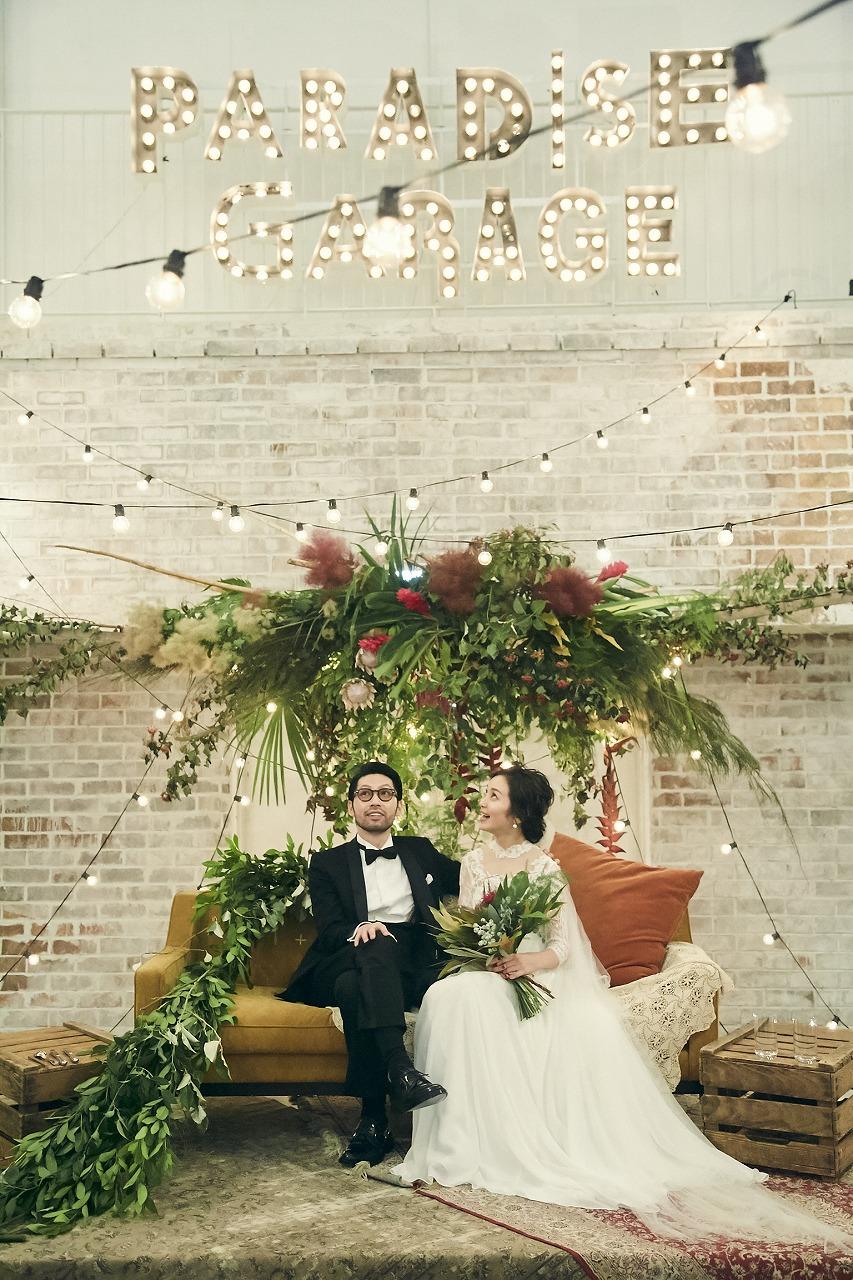 結婚式_高砂_ソファ高砂