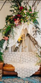 BOHO WEDDING FES