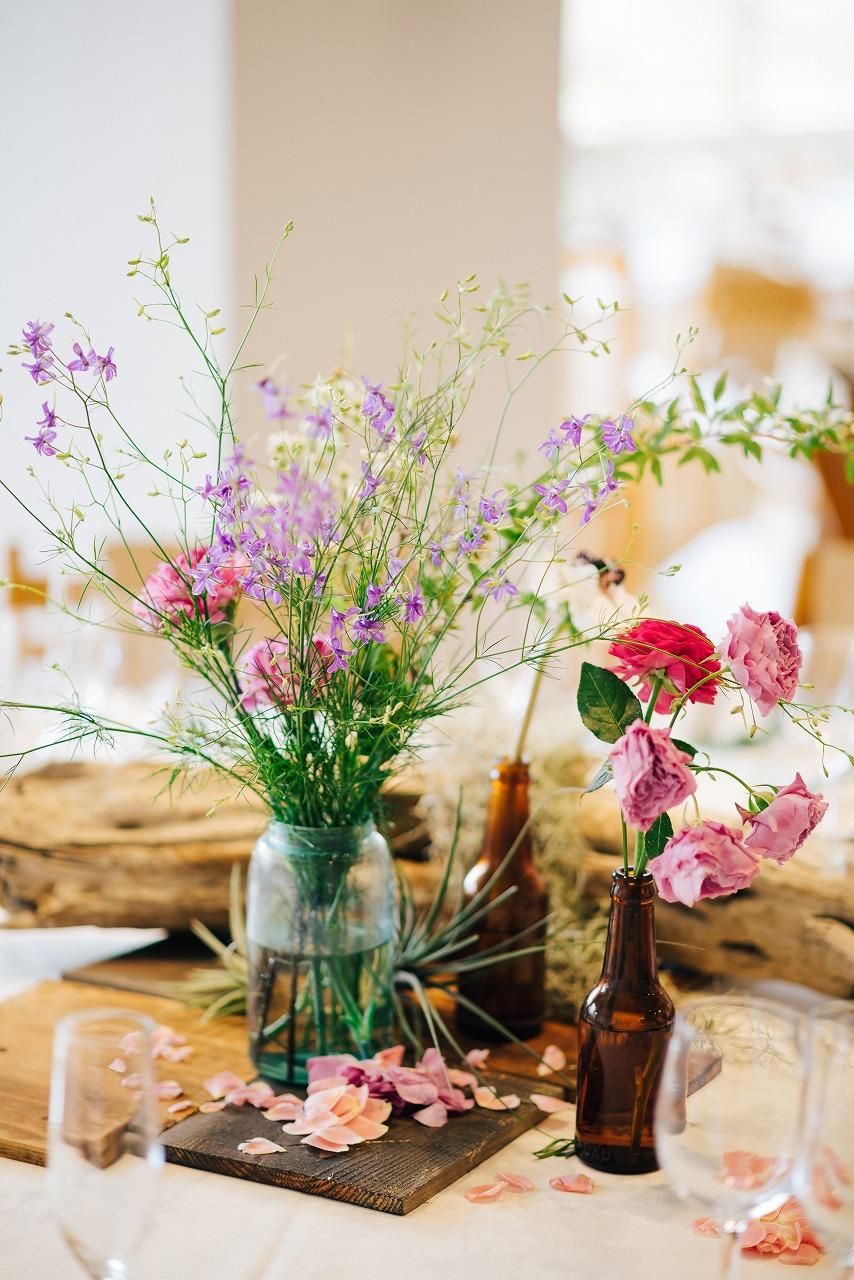 結婚式_テーブルナンバー_ボタニカル