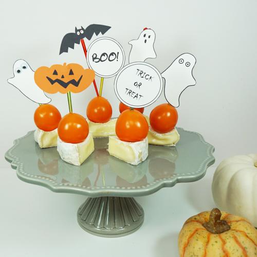 ハロウィンの料理を飾り付け!パーティーピックを無料ダウンロード<br>|by ARCH DAYS編集部