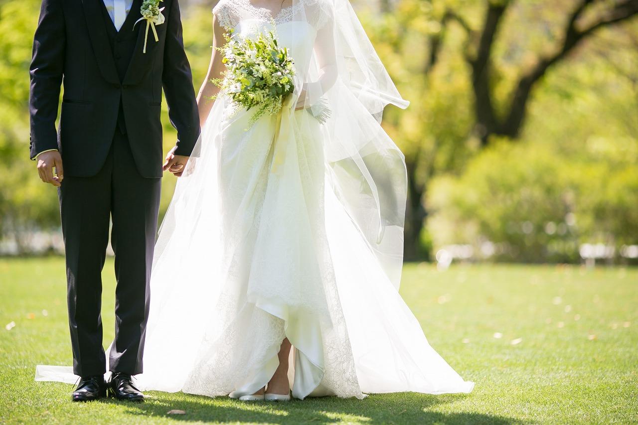 結婚式_ナチュラルウェディング_ガーデンウェディング_おしゃれ