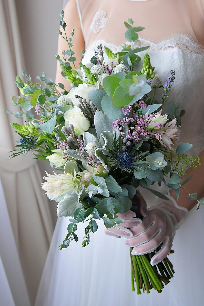 結婚式_ブーケ_かわいい