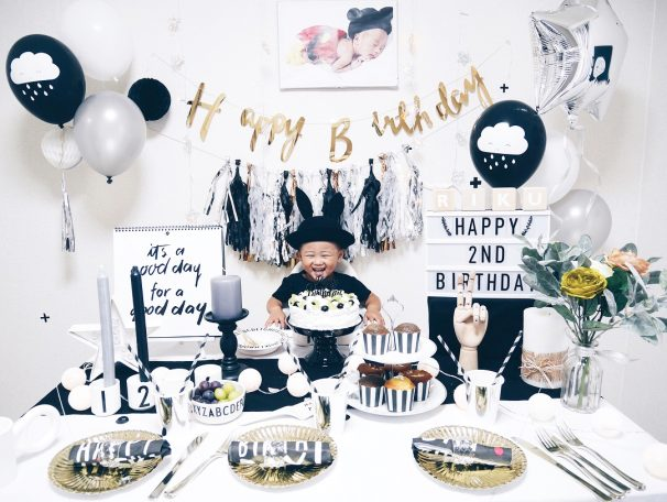 black_and_white_kids_party12_archdays_interior