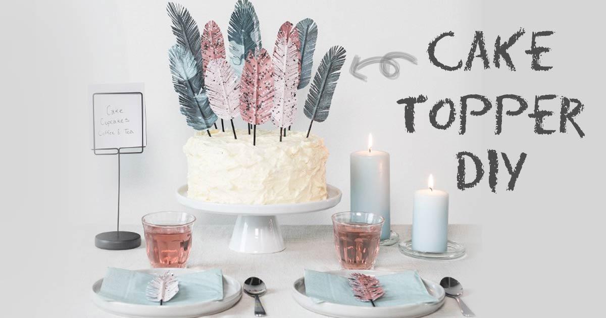 【動画】誕生日やキッズパーティーで大活躍!ケーキトッパーの簡単作り方