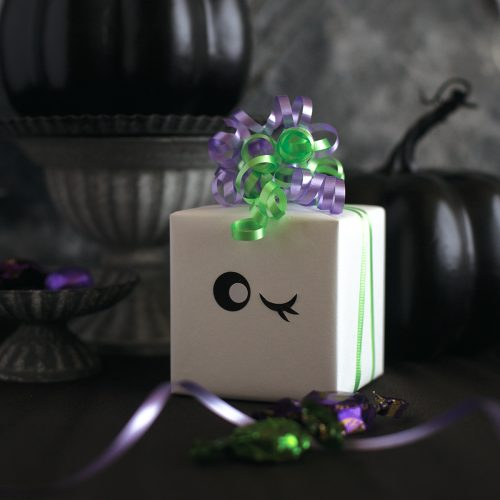 ハロウィンの飾りつけやラッピングに♪カーリングリボンの結び方<br>|by Style Wrapping