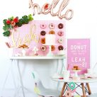 SWEET DONUT BASH