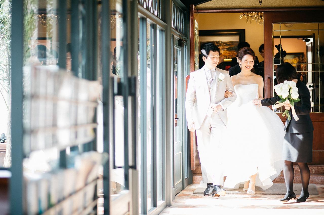 結婚式_代官山_おしゃれ