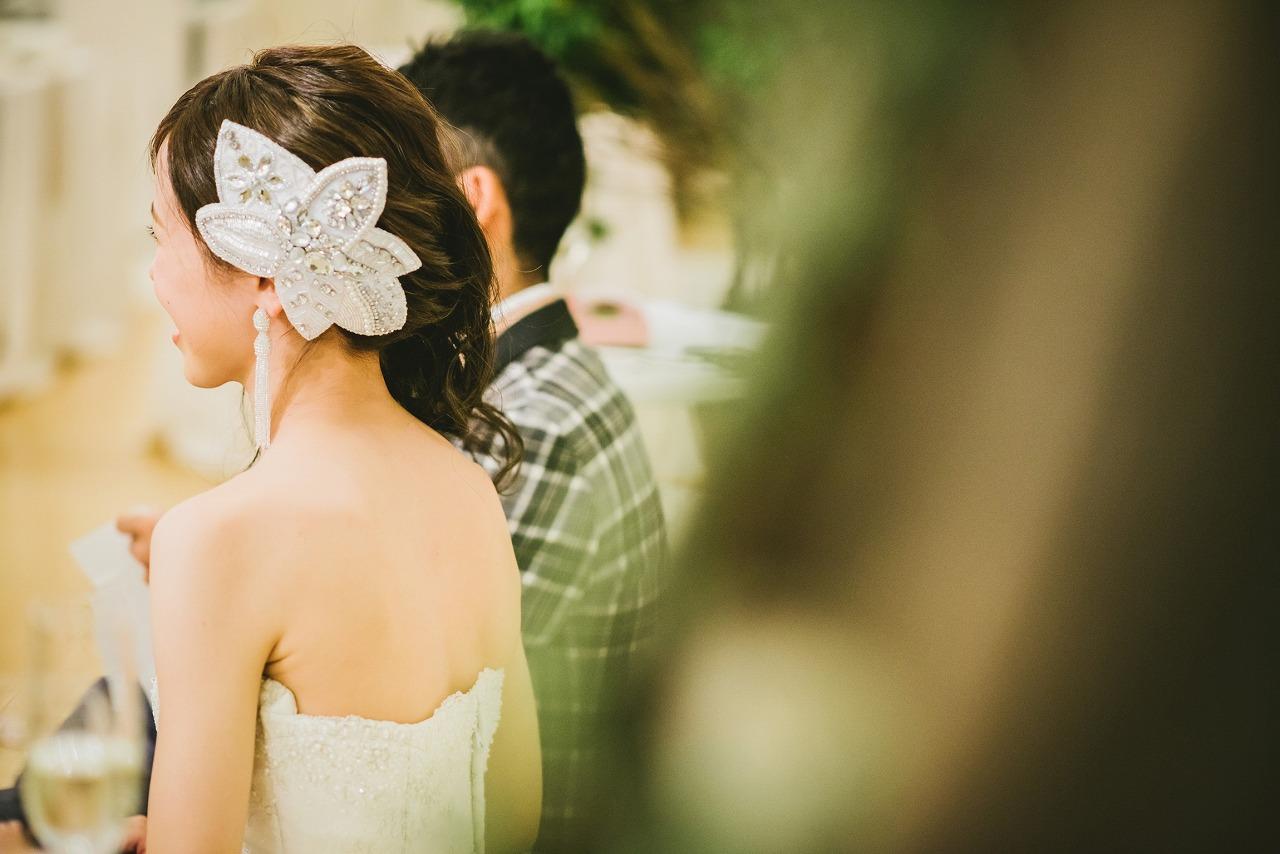 結婚式_髪型_おしゃれ
