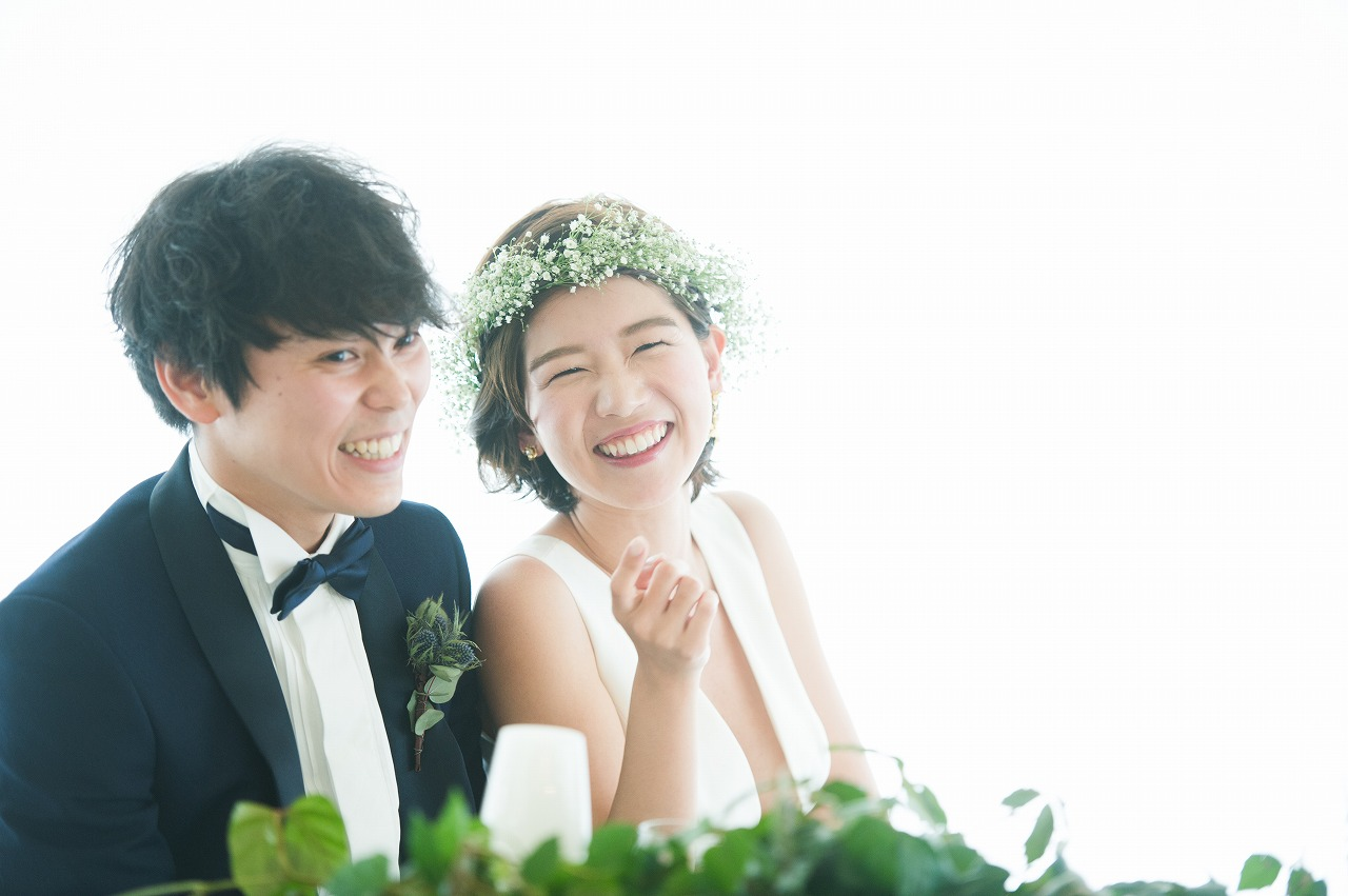 結婚式_高砂_おしゃれ