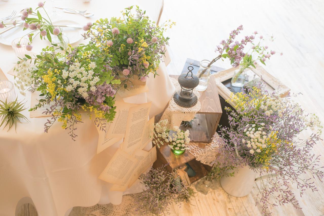 結婚式_装花