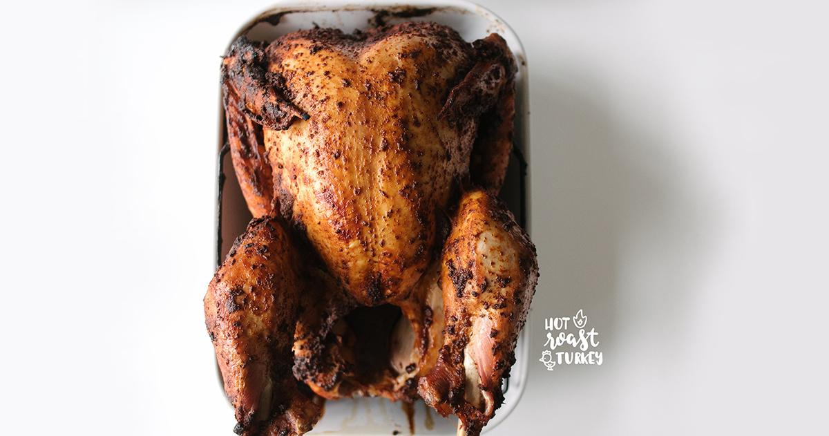 サンクスギビングやクリスマスに食べたい!七面鳥の丸焼きレシピ