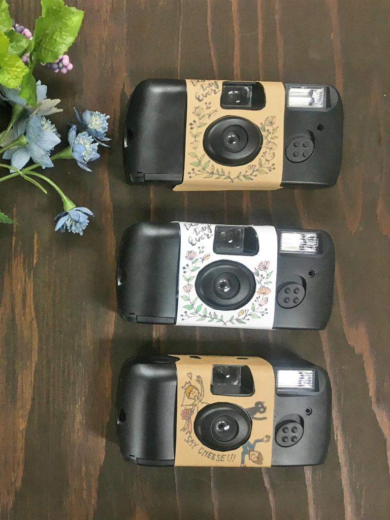 インスタントカメラカバー