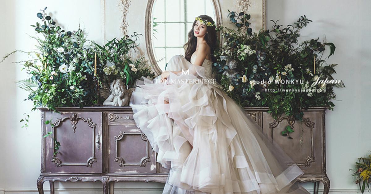 プレ花嫁必見♪韓国での前撮りが可愛すぎる!韓国フォトウェディングのすすめ