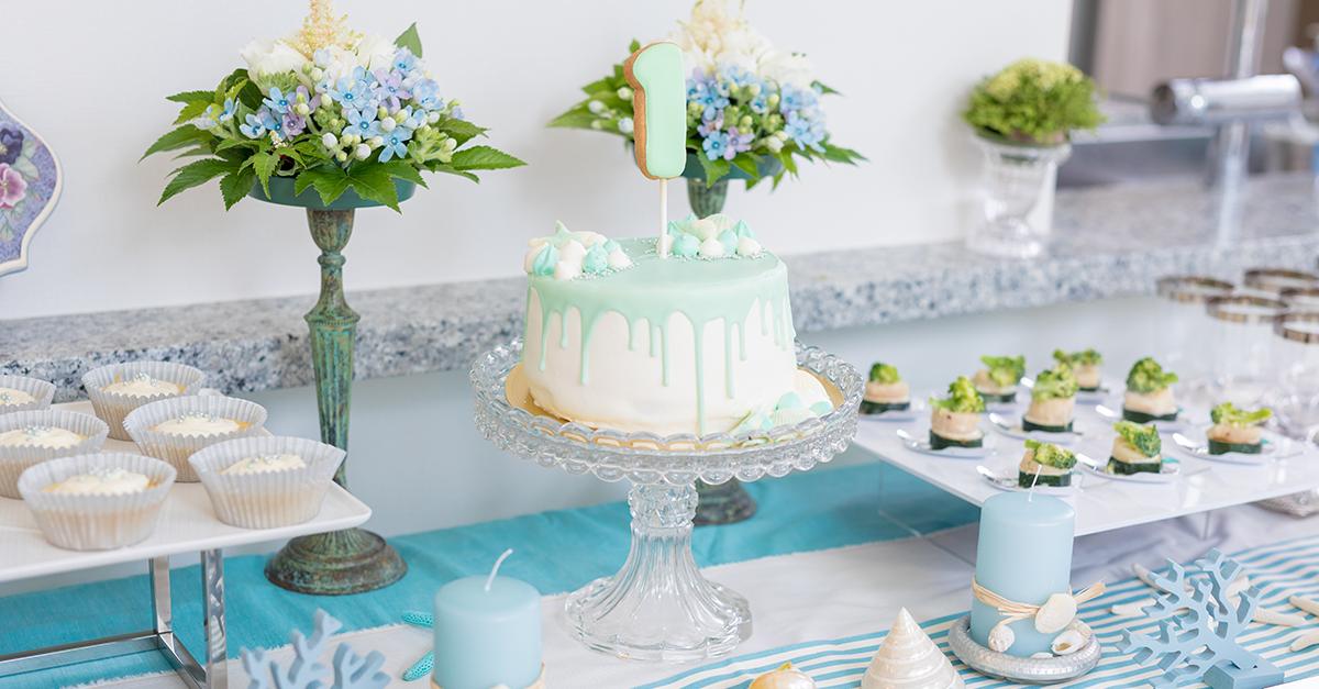 初めての誕生日は盛大に!ファーストバースデーケーキのデザイン5つ