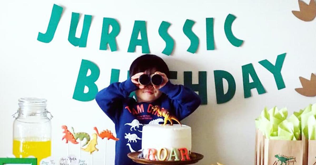 JURASSIC BIRTHDAY