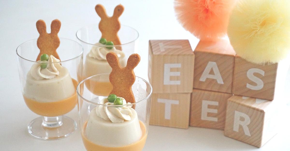イースターに作りたい!子供におすすめのスイーツレシピ