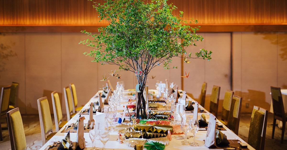 和装の結婚式、どんな装飾が正解?ブーケやペーパーアイテムなど絶対マネしたいアイディア