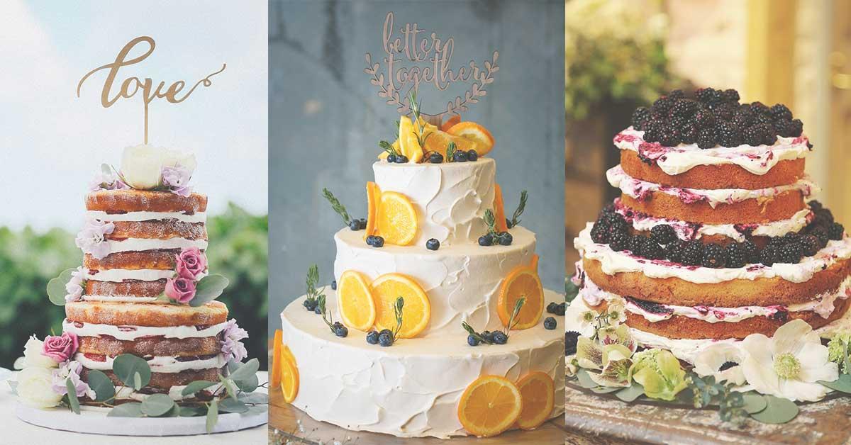 ウェディングケーキにはどんな種類がある?決め方のポイントや人気デザインをご紹介!