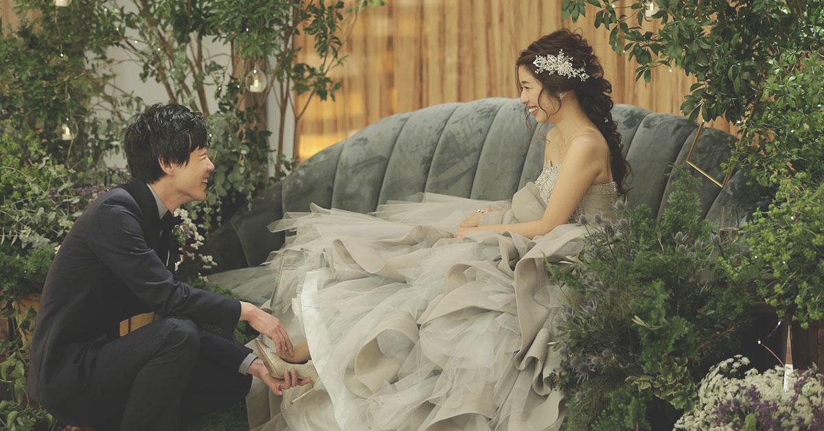 結婚式、お色直しのトレンドは?オシャレなものだけ!人気のカラードレス10選
