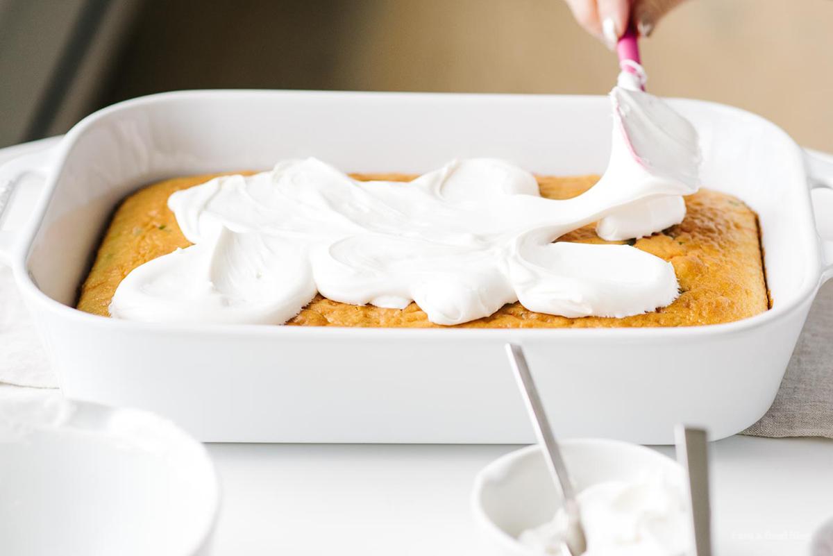 ユニコーンケーキの作り方