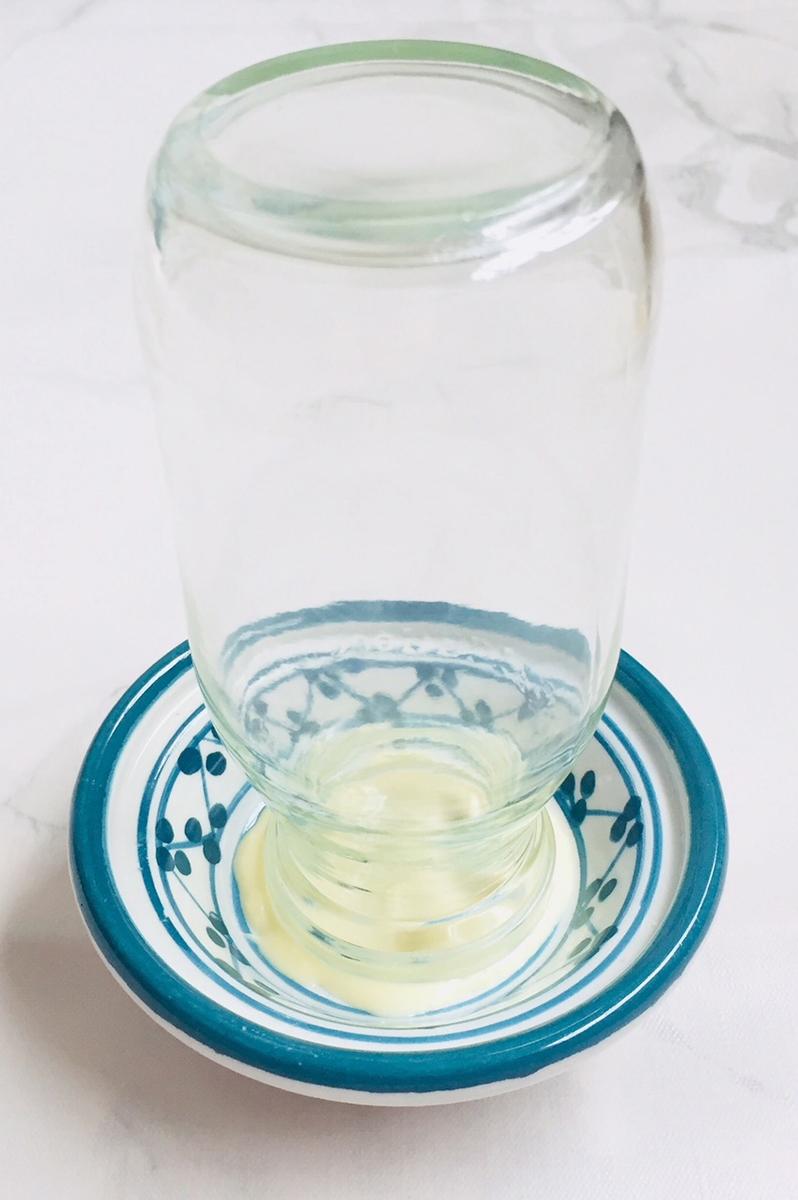 スプリンクルシュガーカップの作り方